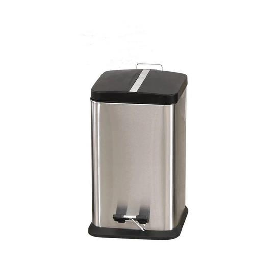 S/S square dustbin 30L