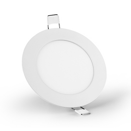 "12w round cpnceal LED panel downlight 6"" daylight"