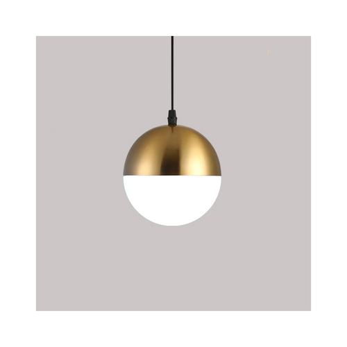 Pendant light gold 15cm #O