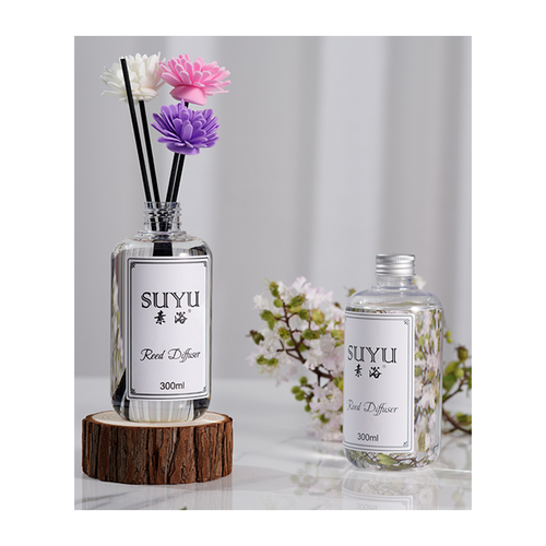 Suyu rose reed diffuser set 600ml