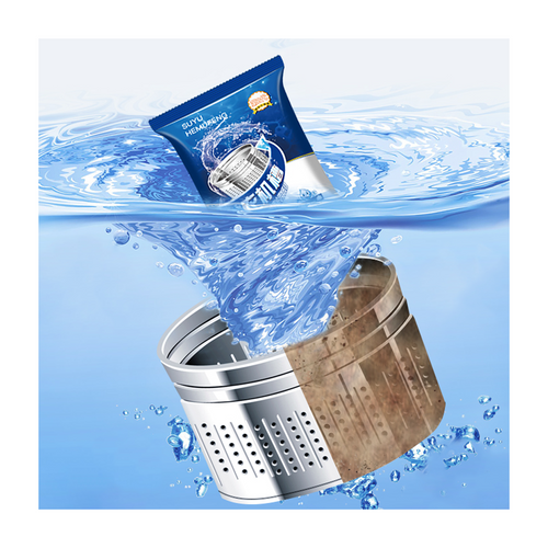 Suyu washing machine tub cleaner powder 100g