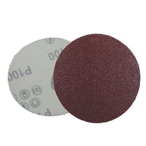 "Velcro maroon pad 4"" #150"