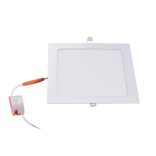 "12w round surface LED panel downlight 6"" warm white"