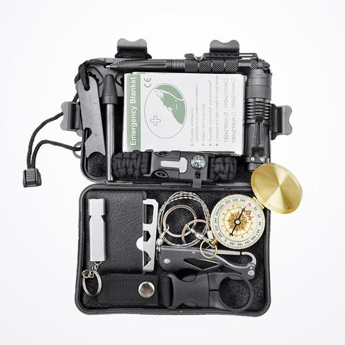 Wild peak survival tool kit