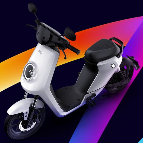 NIU MQiS 40 electric scooter 48V