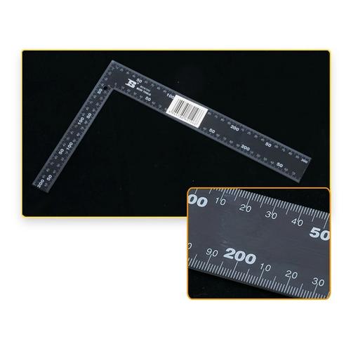 S/S Angle Ruler 200X300mm