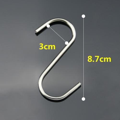 S/S S Hook 87mm