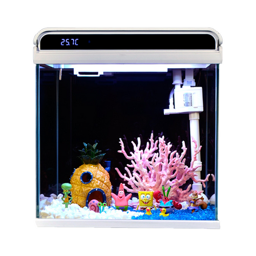 Square Aquarium Set He-300+Q30 300X200X320mm
