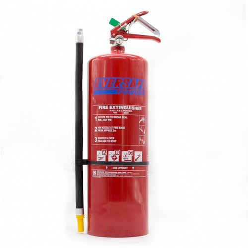EVERSAFE ABC powder fire extinguisher 6kg EED-6