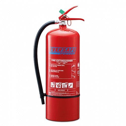 EVERSAFE ABC powder fire extinguisher 9kg EED-9