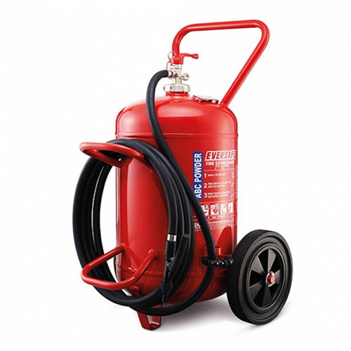 EVERSAFE ABC powder mobile SPT fire extinguisher 50kg (MPM-50)