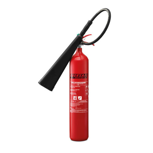 EVERSAFE CO2 fire extinguisher 5kg (EEC-5e1)