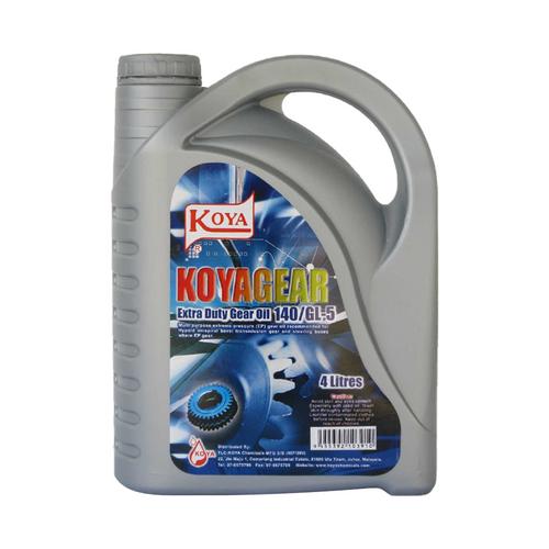 KOYA gear oil EP140 GL/5 18L P707
