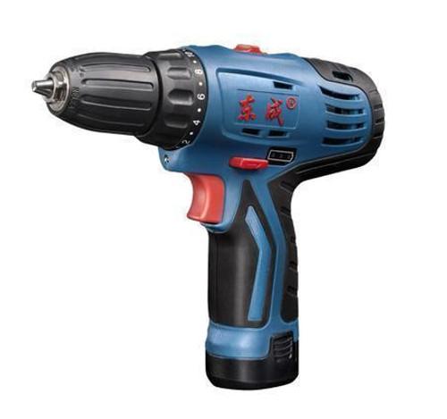 DONGCHENG cordless drill DCJZ10-10B 12V / 1.5AHX2
