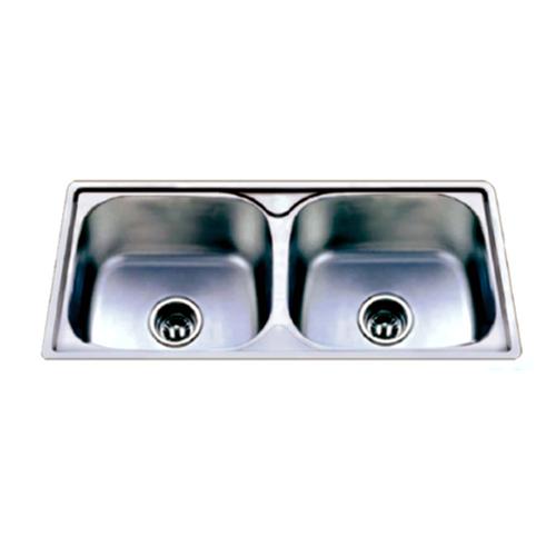 Rhino stainless steel sink RN1050G 1000x500x250mm