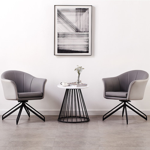 Leisure Table & Chair Set Grey
