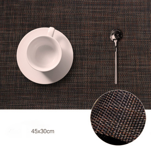 PVC Table Mat 45X30cm