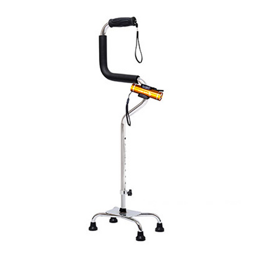 Assistive Cane With Torch Light