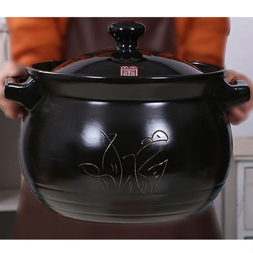 Clay Cooking Pot 15L