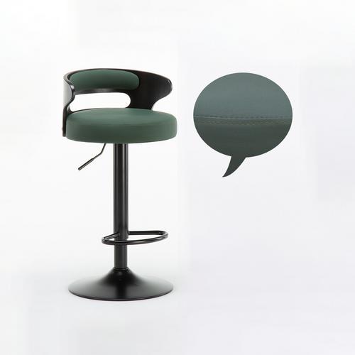 Zhujing Bar Chair Zj9818 98Cm Navy Green