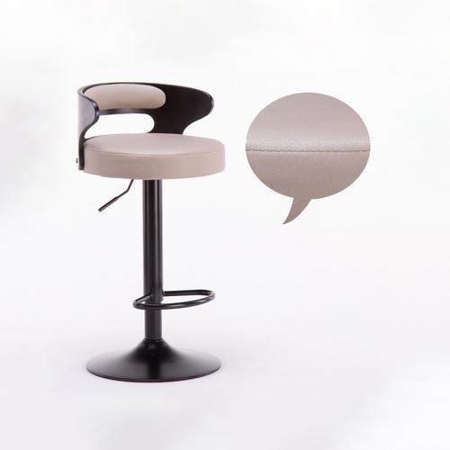 Zhujing Bar Chair Zj9818 98Cm Silver Grey