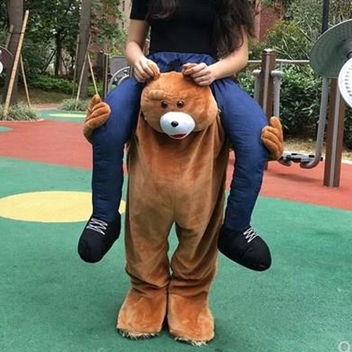Teddy Bear Costume (L)