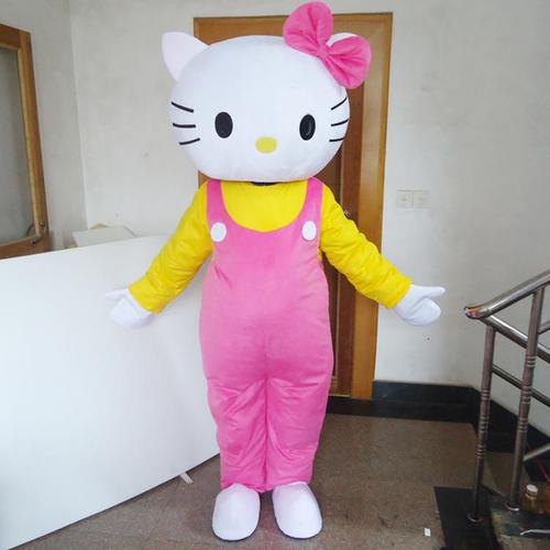 Hello Kitty Costume Pink