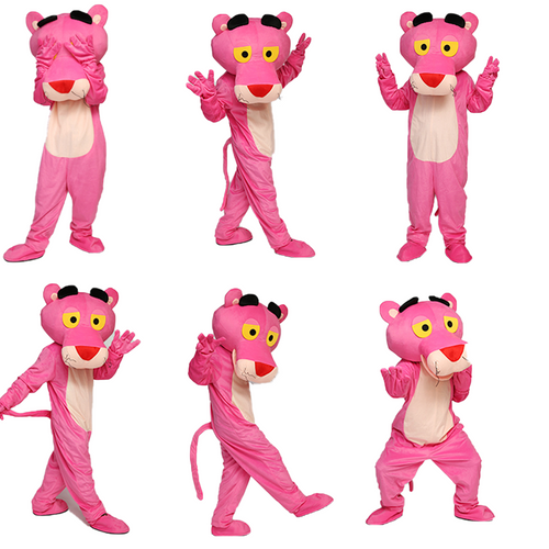Pink Panther Costume