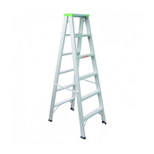 EVERLAS 6 step DS06 double sided aluminium ladder