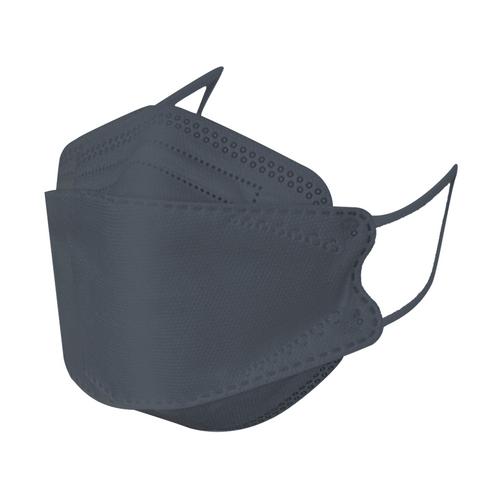 KF94 face mask dark grey (10pcs/pack)