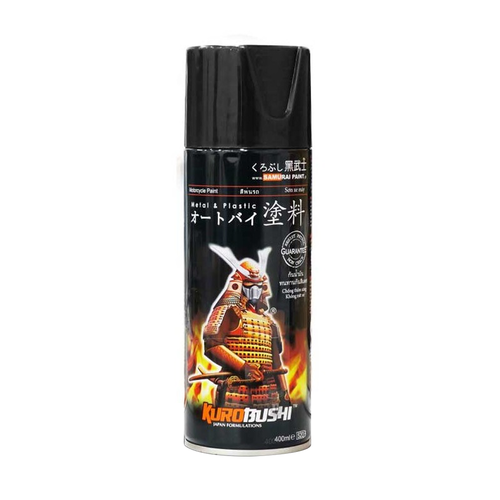 SAMURAI spray paint 400ML METALLIC SPARKLING GOLD