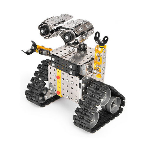 STEM DIY WALL-E robot