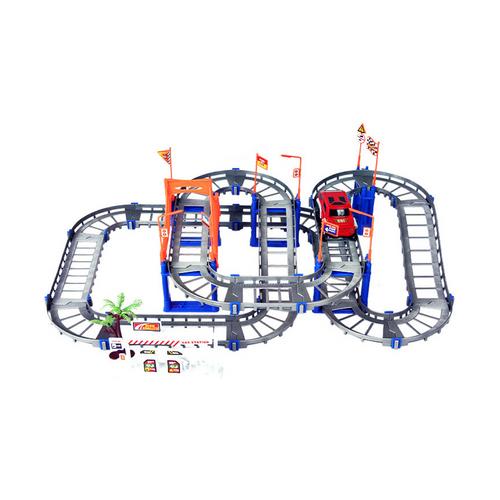 STEM DIY ideas track car