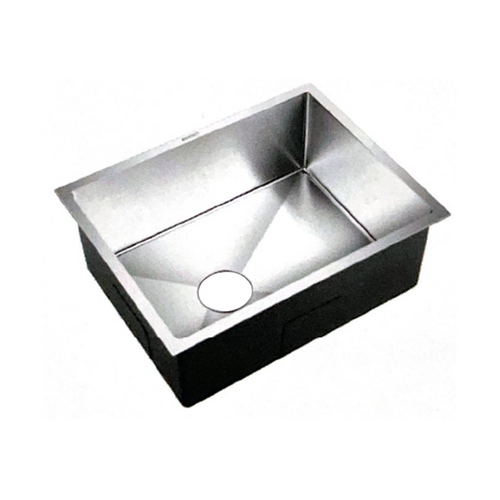 Penguin Hygienic  S/S handmade sink 650X500X250X1.0MM RN6550