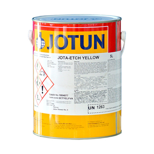 Image Of Jotun Jota-Etch Yellow 5L (10670605)