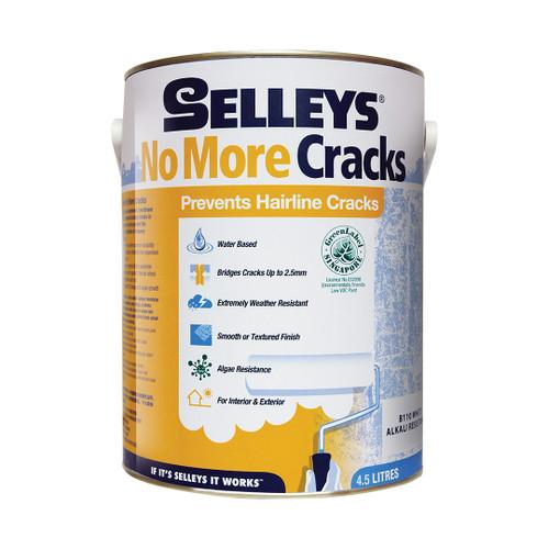 Selleys No More Cracks 4.5 Ltr