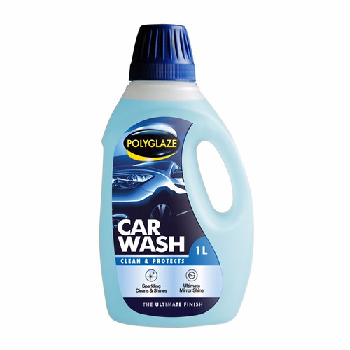 Polyglaze Car Wash