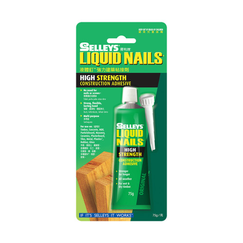 Selleys Liquid Nails 75G