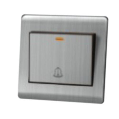My Home Diy Silver Doorbell Switch