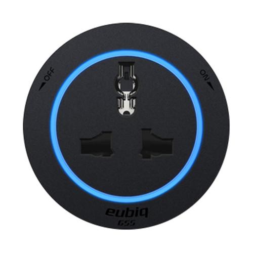 Eubiq Itl4 International Standard Adaptor 'Black'