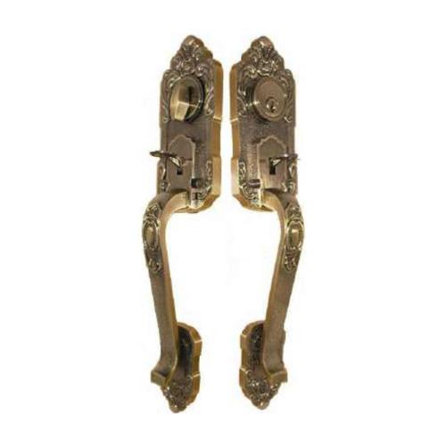 Handleset Lockset H2811AB