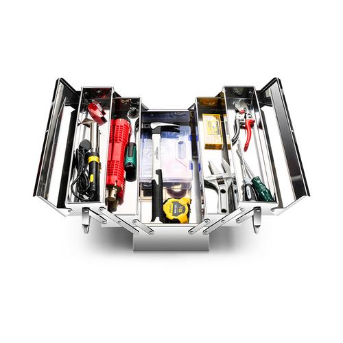 Metal Toolbox H05