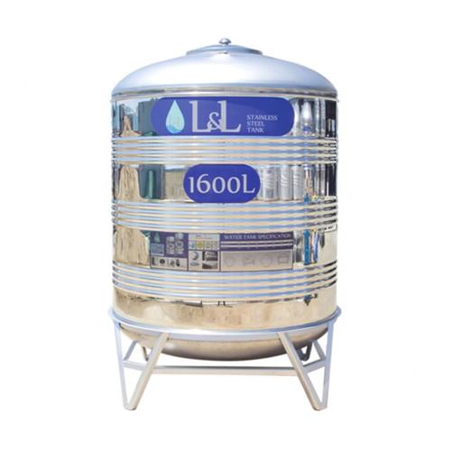 L&L Stainless Steel Water Tank VRS1600