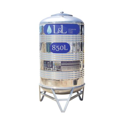 L&L Stainless Steel Water Tank VRS850