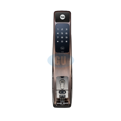 YALE RFID CARD PUSH & PULL DIGITAL DOOR LOCK YMG30
