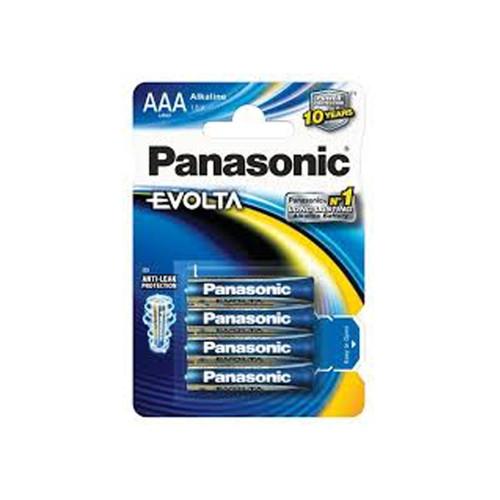 Panasonic Extra Heavy Duty Batteries - AAA (2 Pack )