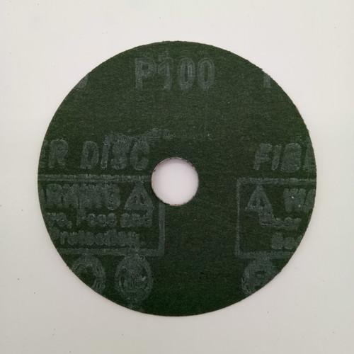 """AA Fibre Disc (Red) 4"""" #100"""