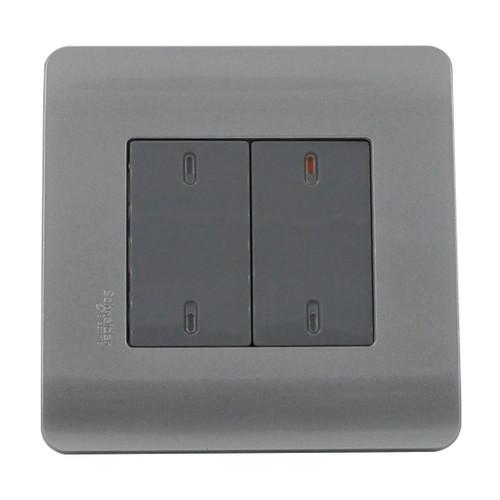 4 Gang E8434/1 SA Switch