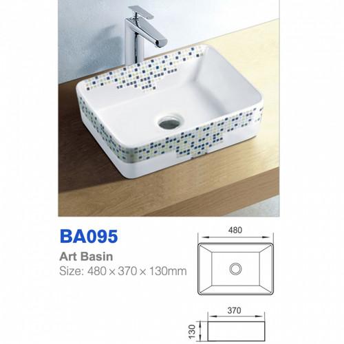 Richford Art Basin BA095