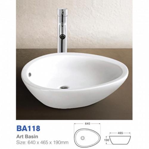 Richford Art Basin BA118 (TA00001-00060)